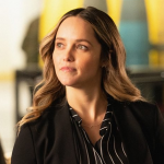 Rebecca Breeds speelt Clarice Starling in The Silence of the Lambs sequel serie Clarice
