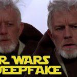 Star Wars: A New Hope deepfake video met Ewan McGregor als Obi-Wan Kenobi