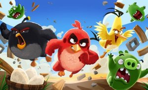 Angry Birds serie