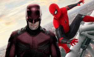 Daredevil In MCU's Spider-Man 3