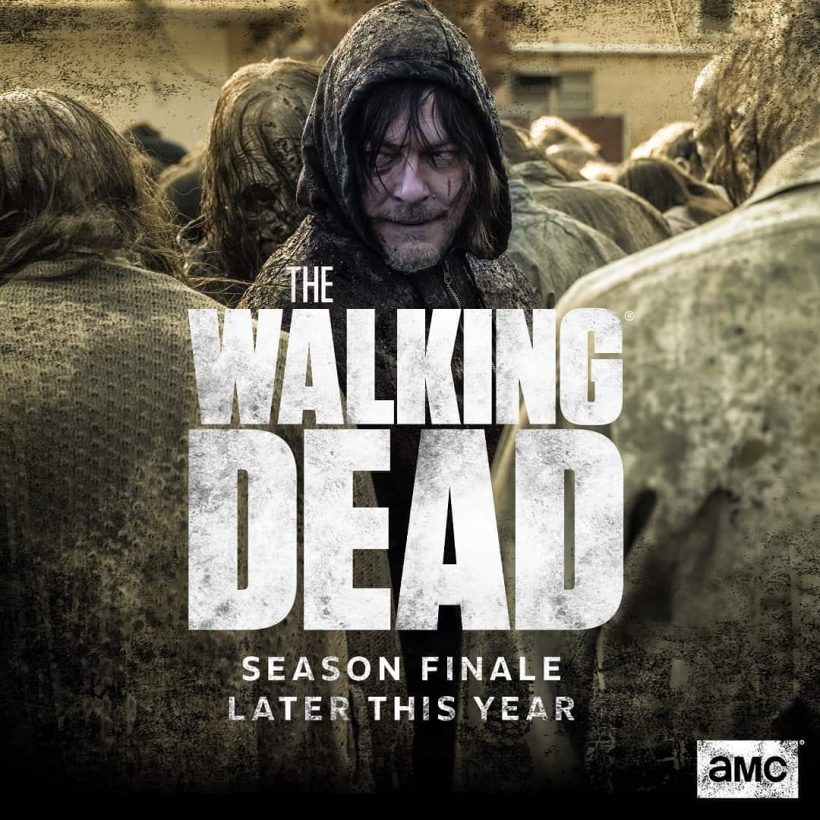 Seizoensfinale The Walking Dead