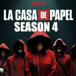 Poster voor La Casa de Papel seizoen 4