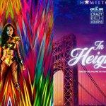 Wonder Woman 1984 en In the Heights uitgesteld vanwege Coronavirus pandemie