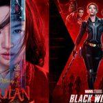 Gaan Black Widow en Mulan rechtstreeks naar streamingdienst Disney+?