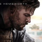Poster voor Netflix's Extraction met Chris Hemsworth