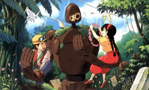 18 Top 22 Studio Ghibli films - Castle in the Sky