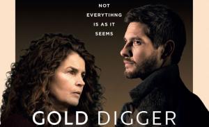 Gold Digger met Ben Barnes & Julia Ormond