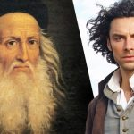 Eerste blik op Aidan Turner als Leonardo da Vinci in serie Leonardo