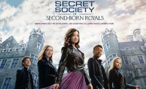 Secret Society of Second-Born Royals DisneyPlus