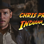 Chris Pratt als Indiana Jones in deepfake video