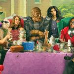 Poster voor DC's Doom Patrol seizoen 2