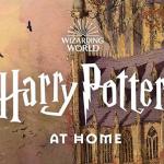 Harry Potter At Home: Daniel Radcliffe leest eerste hoofdstuk uit Sorcerer's Stone