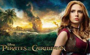 Karen Gillan hoofdrol in Pirates of the Caribbean reboot