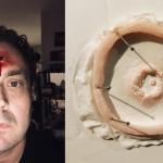 Blog   Hoe maak je zelf een SFX kogelwond? (Raymond Doetjes)