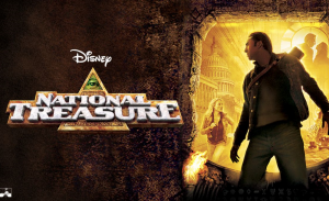 National Treasure serie