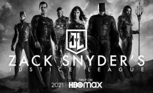 Snyder Cut van Justice League