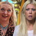 Tara Reid als Carole Baskin in Tiger King film?