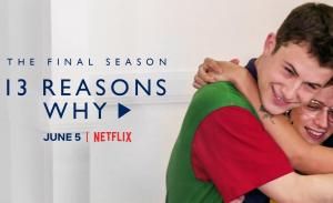 laatste seizoen 13 Reasons Why