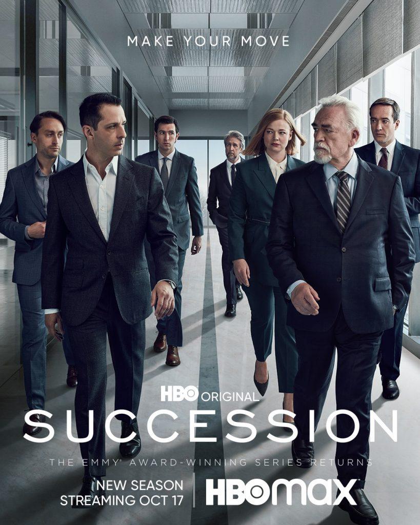 Succession seizoen 3
