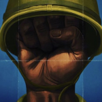 Spike Lee's Da 5 Bloods poster roept op tot sociale rechtvaardigheid