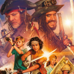 Trailer en poster voor stoere piratenfilm De Piraten van Hiernaast