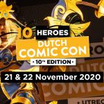 Groen licht voor Heroes Dutch Comic Con