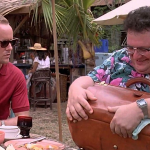 Campbell Scott als Dodgson in Jurassic World: Dominion
