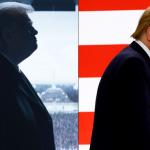 Brendan Gleeson als Donald Trump in Showtime's The Comey Rule