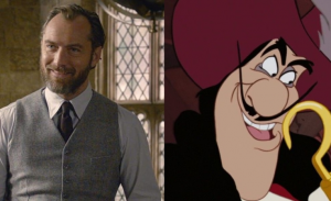 Jude Law Captain Hook