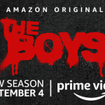 Trailer voor Amazon's The Boys seizoen 2