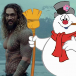 Jason Momoa als Frosty the Snowman in live-action film