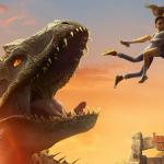 De T-Rex is terug in trailer Jurassic World: Kamp Krijtastisch