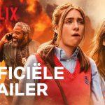 Trailer voor Netflix komedieserie Teenage Bounty Hunters