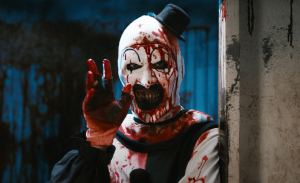 Art the Clown in Terrifier 2