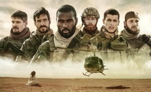 Commando's serie