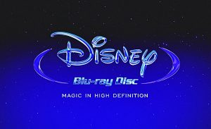 Disney blu rays