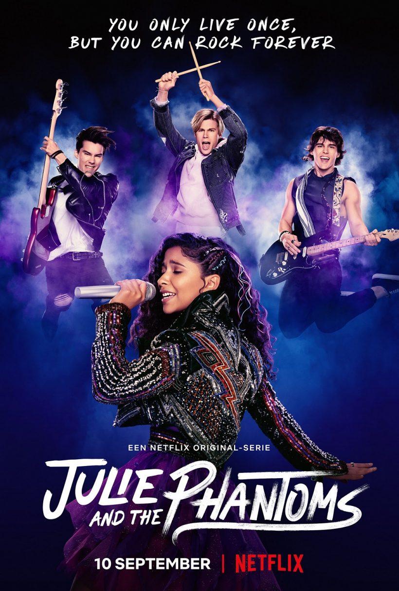 Julie and the Phantoms op Netflix