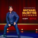 Michael McIntyre: Showman vanaf 15 september 2020 op Netflix