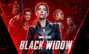 Black Widow Disney Plus