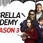 Wanneer verschijnt The Umbrella Academy seizoen 3?