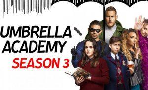 The Umbrella Academy seizoen 3