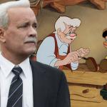 Tom Hanks toch te zien als Gepetto in Disney's Pinocchio?