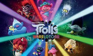 Trolls Wereldtour bioscoop
