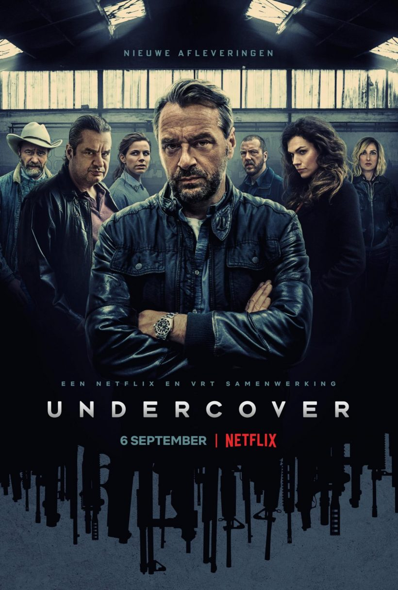 Trailer Undercover seizoen 2