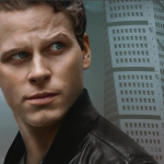 Nieuwe poster voor Netflix Original serie Young Wallander