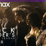 Bekijk de nieuwe trailer voor Zack Snyder's Justice League!