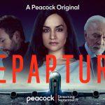 Trailer Peacock serie Departure met Archie Panjabi & Christopher Plummer