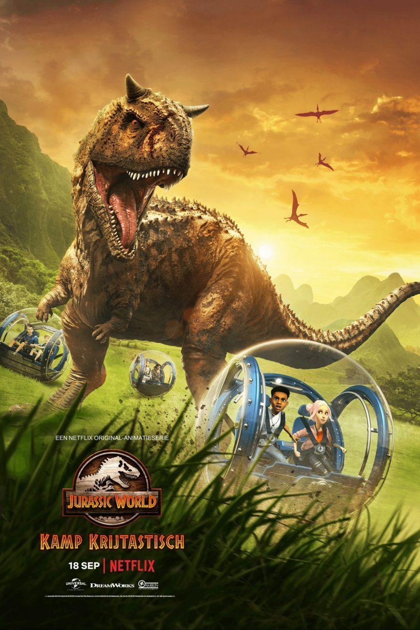 Jurassic World Kamp Krijtastisch