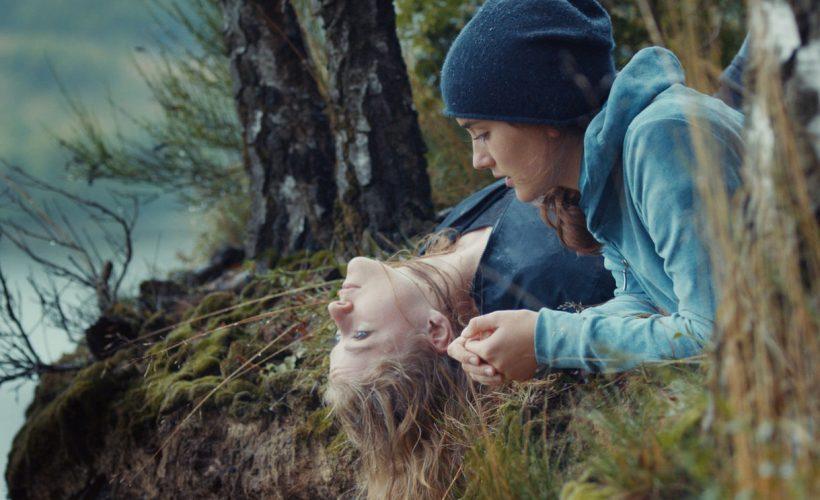 Een still uit de film Air