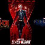 Black Widow releasedatum uitgesteld, evenals Eternals, Shang-Chi en meer!